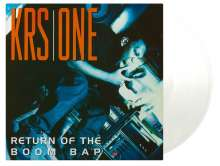 KRS-One: Return Of The Boom Bap