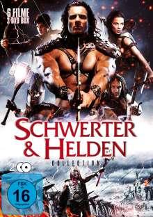 Schwerter & Helden Collection (6 Filme auf 2 DVDs), 2 DVDs
