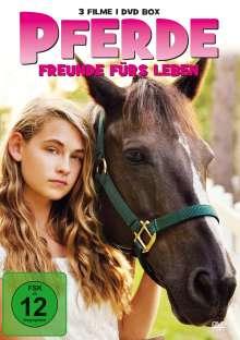Pferde - Freunde fürs Leben (3 Filme), DVD