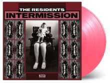 The Residents: Intermission (180g) (Limited-Numbered-Edition) (Pink Vinyl), LP