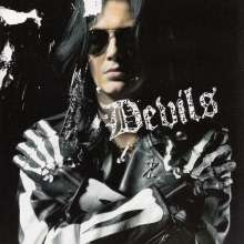 The 69 Eyes: Devils (Limited-Edition) (White Vinyl), 2 LPs