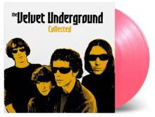 The Velvet Underground: Collected (180g) (Limited-Numbered-Edition) (Pink Vinyl), 2 LPs