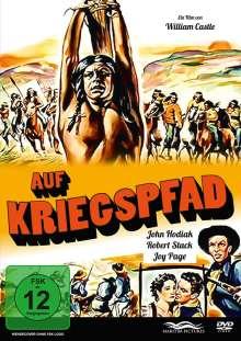 Auf Kriegspfad, DVD