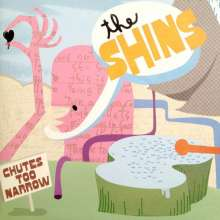 The Shins: Chutes Too Narrow (Limited-Edition) (Neon Orange Vinyl), LP
