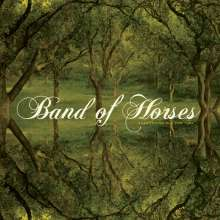 Band Of Horses: Everything All The Time (Limited-Edition) (Red Vinyl), LP