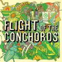Flight Of The Conchords: Flight Of The Conchords (Limited-Edition) (Neon Yellow Vinyl), LP