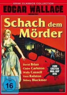 Schach dem Mörder, DVD