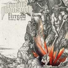 Gorilla Monsoon: Firegod - Feeding The Beast (Limited-Numbered-Edition) (White Vinyl), LP