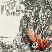 Gorilla Monsoon: Firegod - Feeding The Beast, CD