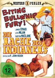 Die Rache des Indianers, DVD