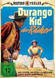 Durango Kid der Rächer, DVD