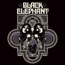 Black Elephant: Cosmic Blues (180g) (Colored Vinyl), LP