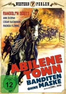 Abilene Town, DVD