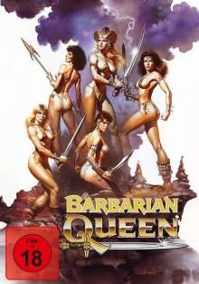 Barbarian Queen, DVD