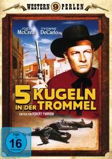 5 Kugeln in der Trommel, DVD