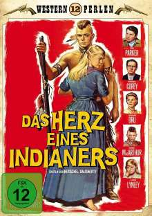 Das Herz eines Indianers, DVD
