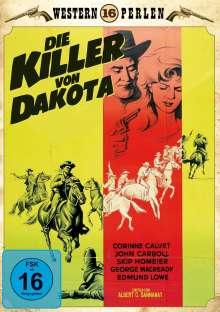 Die Killer von Dakota, DVD