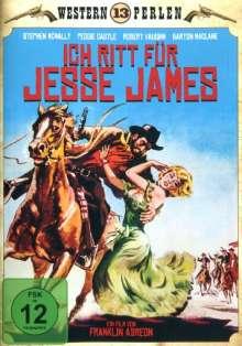 Ich ritt für Jesse James, DVD