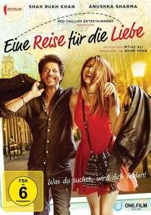 Eine Reise für die Liebe! (Vanilla Edition), DVD