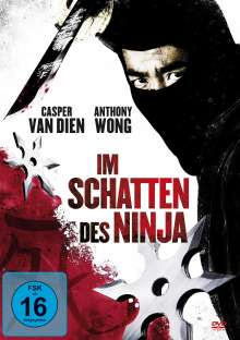 Im Schatten des Ninja, DVD