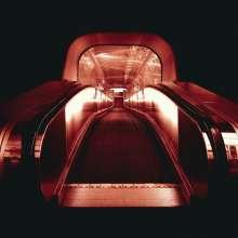 Blackfilm & Eraldo Bernocchi: Along The Corridors (180g) (Limited-Edition) (Clear Red Vinyl), LP