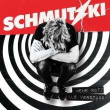 Schmutzki: Mehr Rotz als Verstand (signiert, exklusiv für jpc!), LP