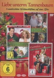 Liebe unterm Tannenbaum (3 Weihnachtsfilme), DVD