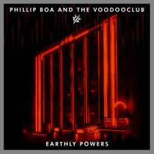 Phillip Boa & The Voodooclub: Earthly Powers (180g) (Limited-Numbered-Vinyl-Collector's-Edition) (Red Vinyl), 2 LPs