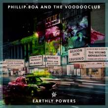 Phillip Boa & The Voodooclub: Earthly Powers (180g), 2 LPs