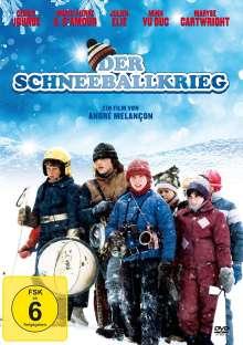 Der Schneeballkrieg, DVD
