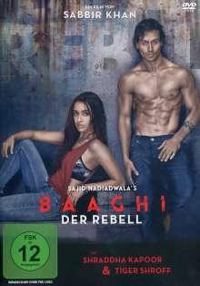 Baaghi - Der Rebell, DVD