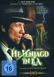Hexenjagd in L.A., DVD