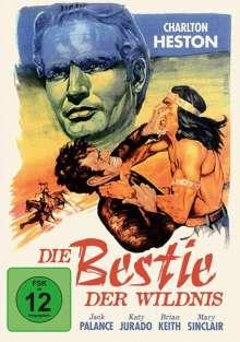 Die Bestie der Wildnis, DVD