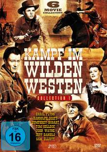 Kampf im Wilden Westen - Collection 1, 2 DVDs