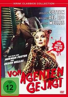 Von Agenten gejagt, DVD