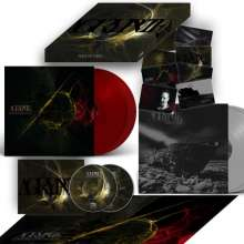 """Agrypnie: Grenzgänger Box 2 (Colored Vinyl), 4 LPs, 2 CDs und 1 Single 7"""""""