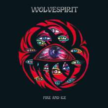 WolveSpirit: Fire And Ice (180g) (Limited-Edition) (Splattered Vinyl), LP
