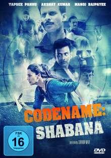 Codename: Shabana, DVD