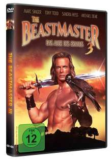 The Beastmaster 3: Das Auge des Braxus, DVD