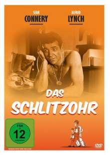 Das Schlitzohr, DVD