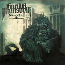 Gorilla Monsoon: Damage King (Limited-Numbered-Edition) (Bone/Brown Vinyl), 2 LPs