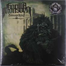 Gorilla Monsoon: Damage King (Limited-Numbered-Edition), 2 LPs