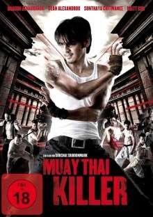 Muay Thai Killer, DVD