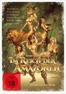Im Reich der Amazonen, DVD