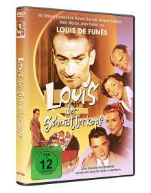 Louis, der Schnatterkopf, DVD