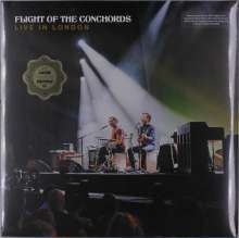 Flight Of The Conchords: Live In London (Translucent Vinyl), 3 LPs