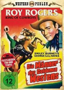 Die Männer des Goldenen Westens, DVD