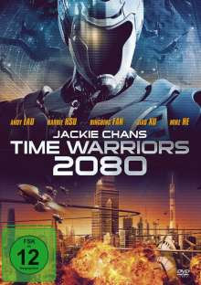 Jackie Chans Time Warriors 2080, DVD