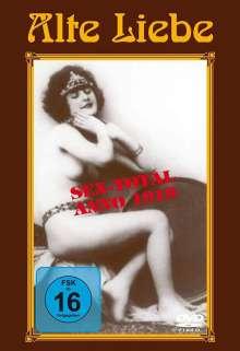 Alte Liebe Teil 2 - Sex-Total Anno 1919, DVD