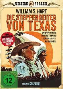 Die Steppenreiter von Texas, DVD